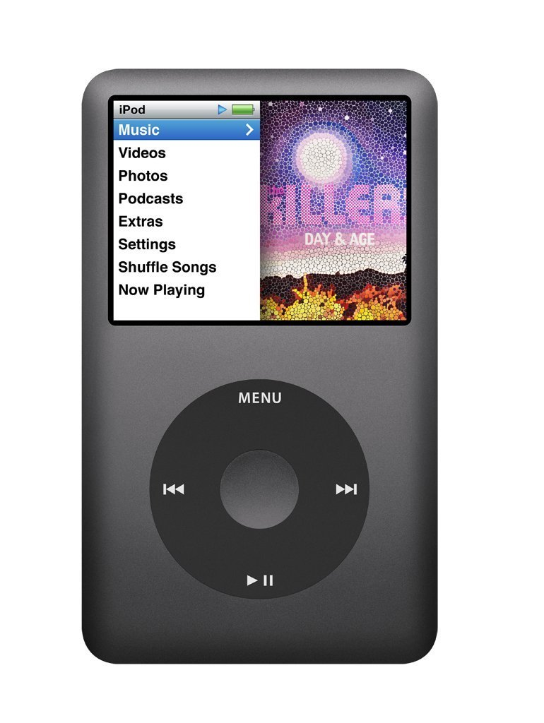 Le baladeur qui a tout changé : le iPod Classic.