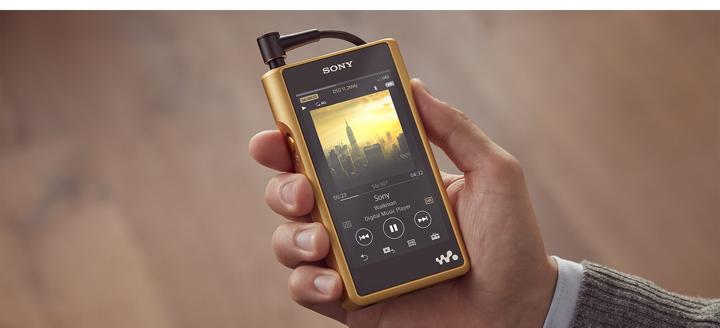 Le nouveau Baladeur Sony Haut de gamme, l'un des appareils moderne les plus endurants.